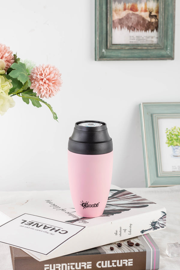 350ml Coffee Mug - Pink LOW IN STOCK