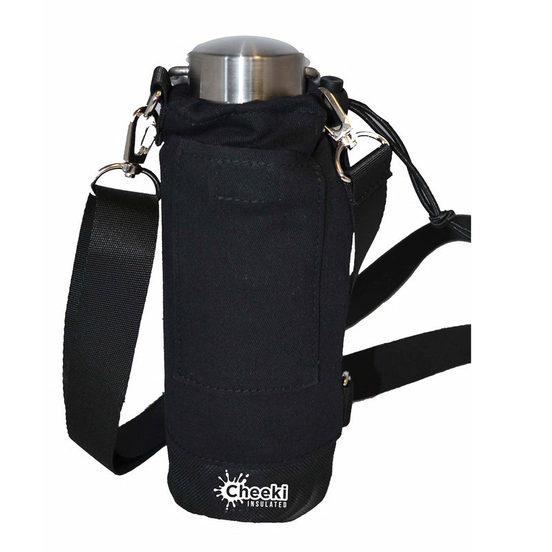 Insulated Pouch - Small - Black (low in stock)