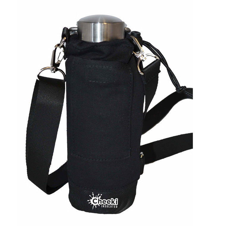 Insulated Pouch - Medium - Black