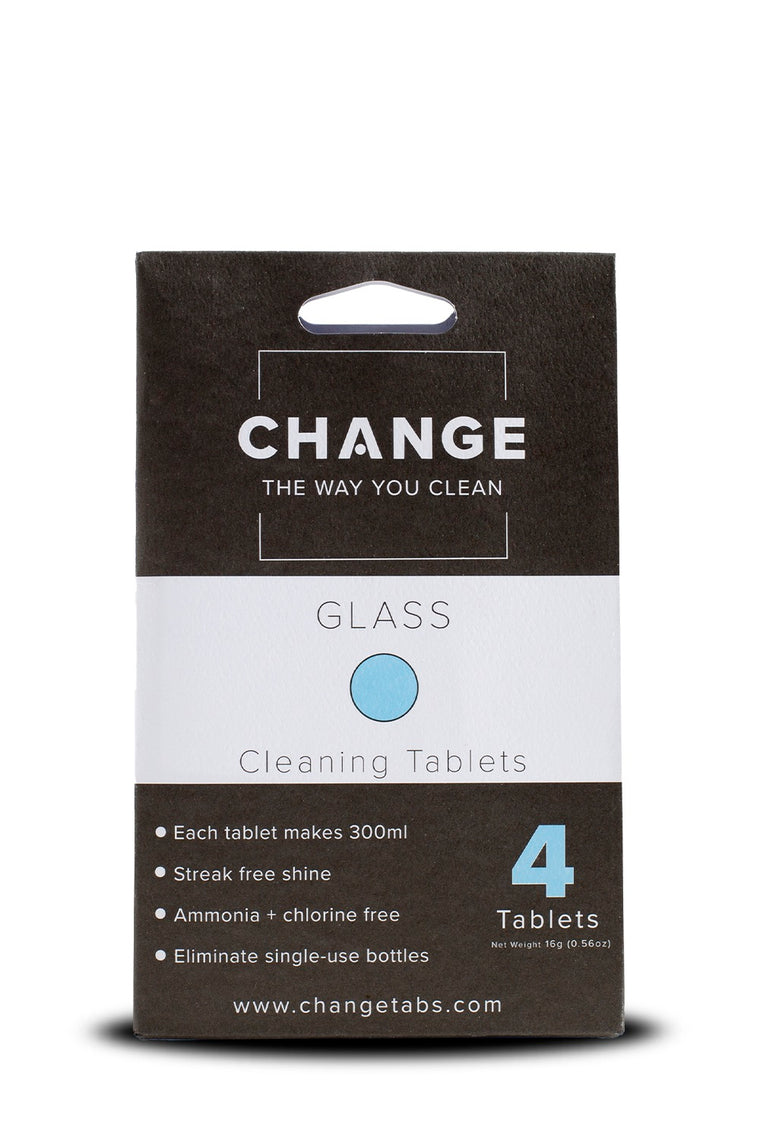 Glass 4 Pack Refill