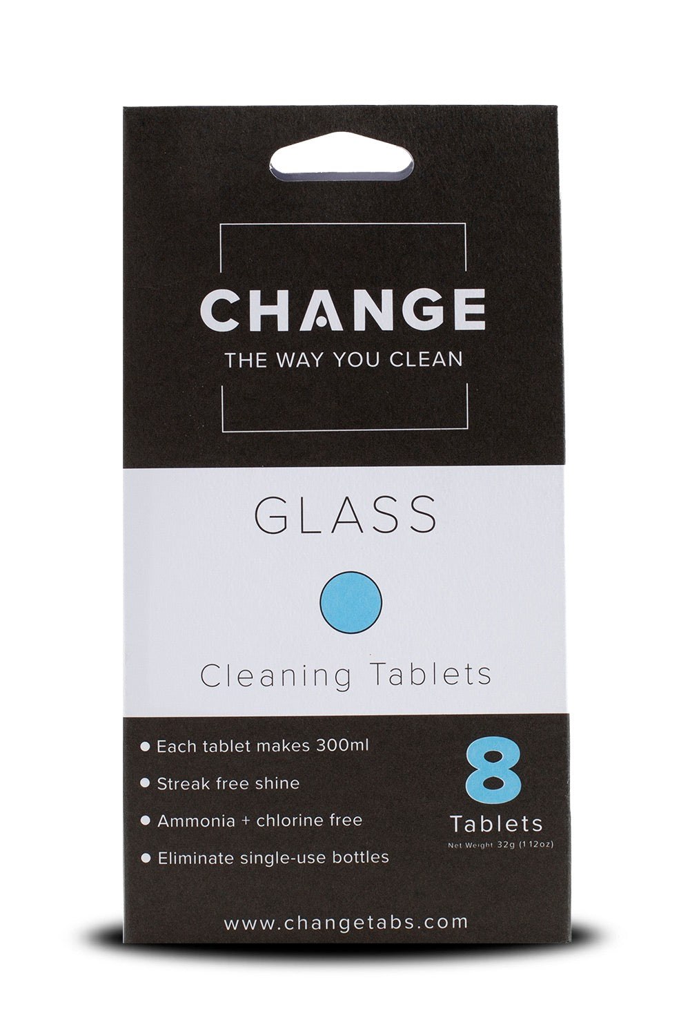 Glass 8 Pack Refill