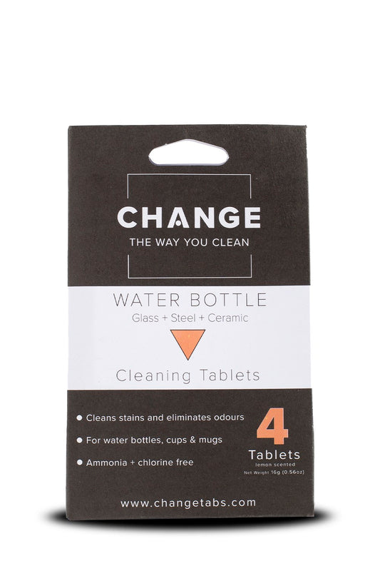 Water bottle 4 Pack