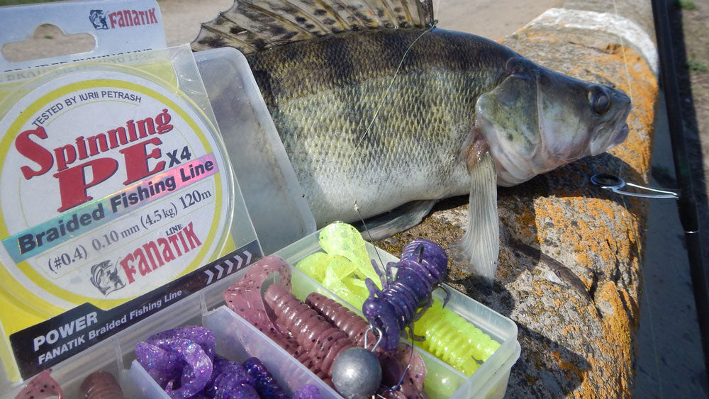 Fishing Lures for Walleye