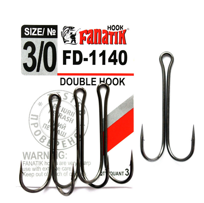 FD1140 Double Hook