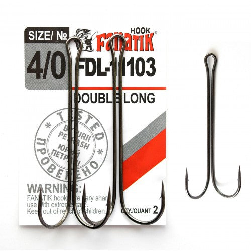 FDL11103 Long Double Hook