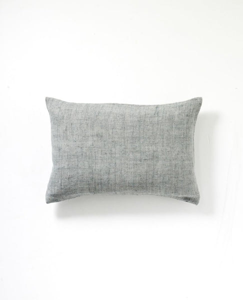 Christophe Linen cushion-Grey