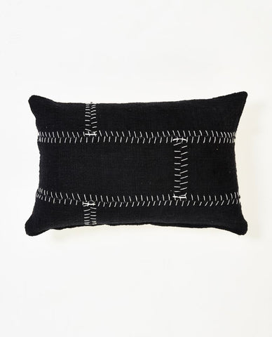 Mabel Cushion Black
