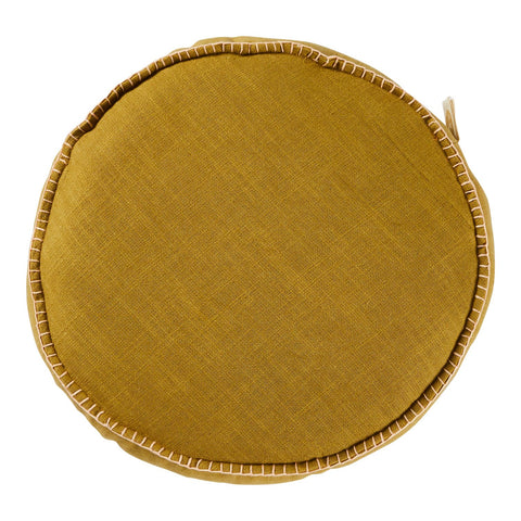 Rylie Round cushion-Pear
