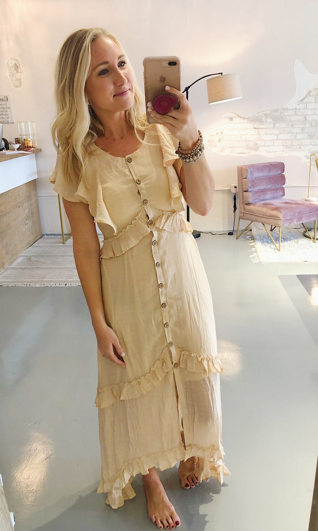 Boho Nights Dress