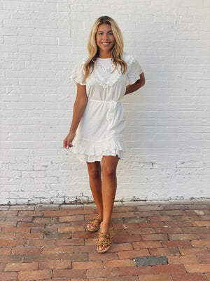 Shelby Tassel Dress