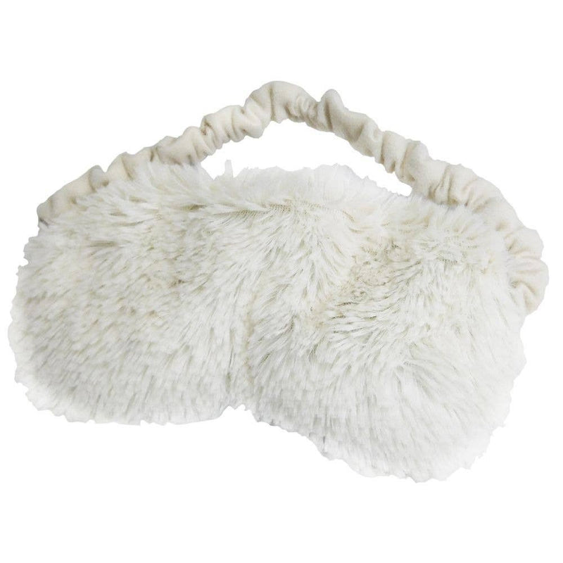 Warmies - Cream Eye Mask Warmies
