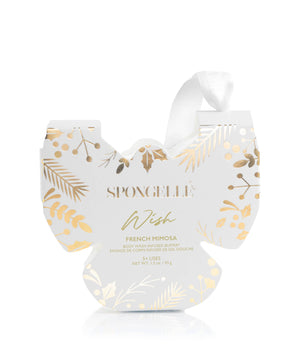 Spongellé - French Mimosa (Wish) Holiday Butterfly
