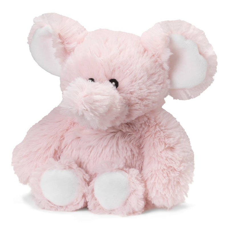 Warmies - Pink Elephant Junior Warmies