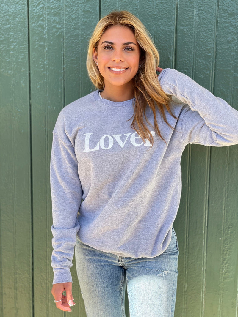 Lover Sweatshirt