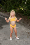 Childrens Yellow Suit