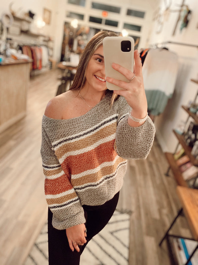 Harrison Knit Sweater