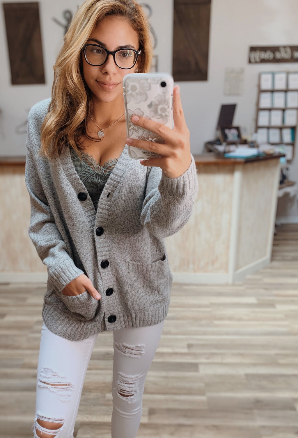Warm Embrace Cardigan