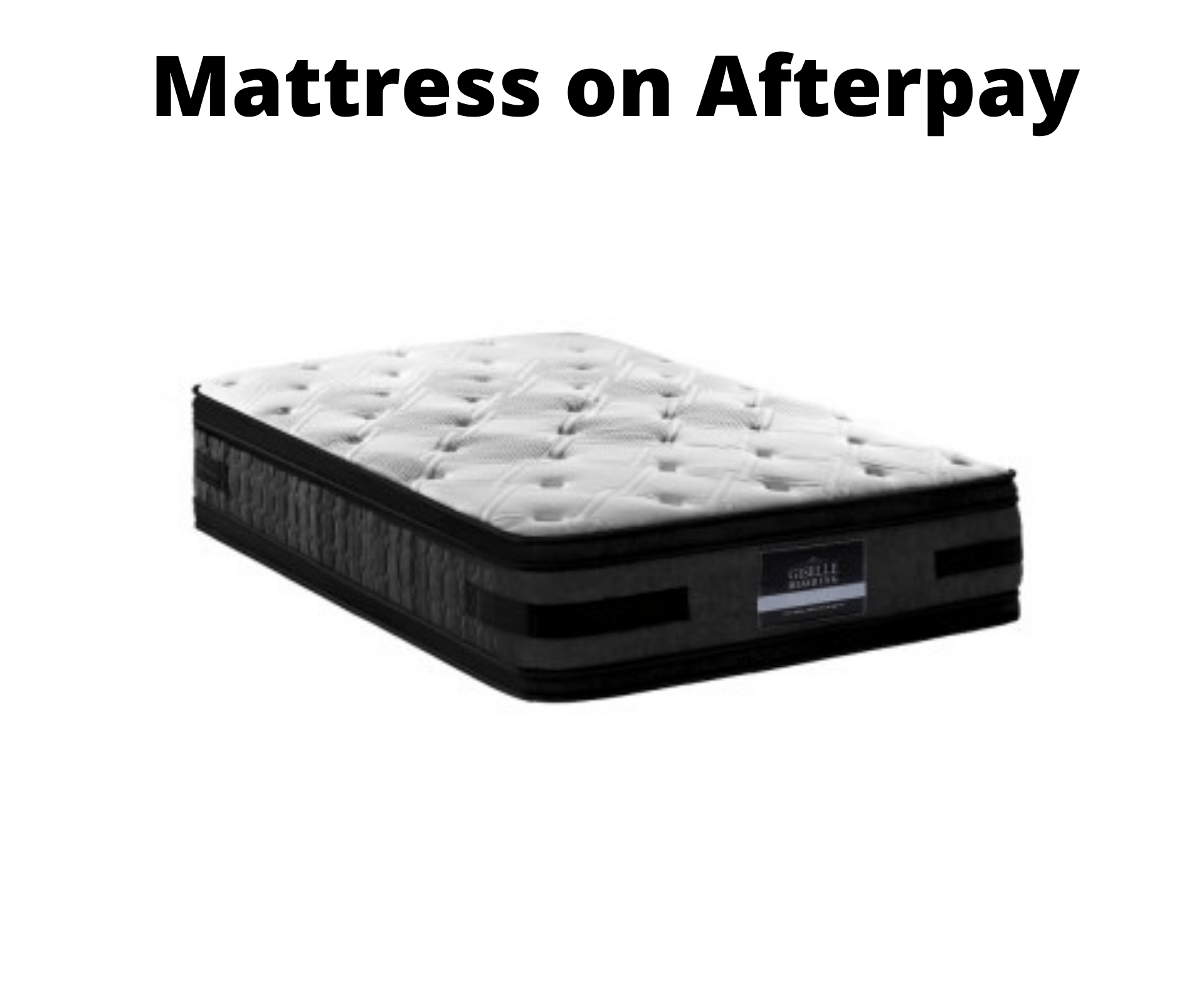 single mattress afterpay