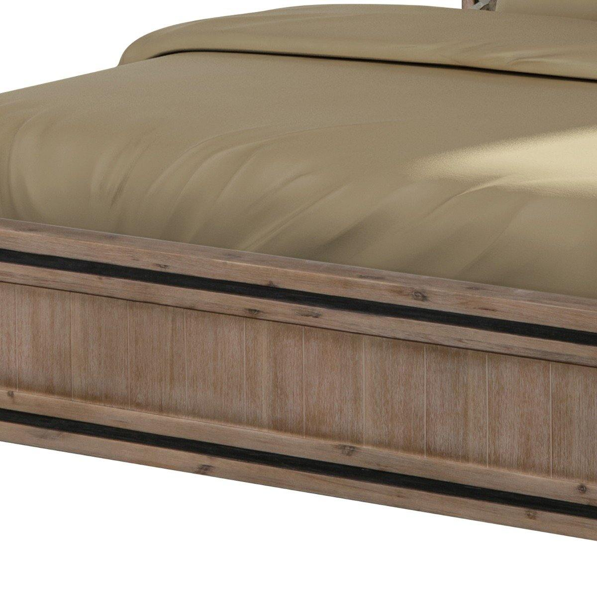 Seashore Queen Bed - Evopia