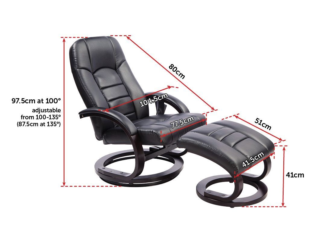 Leather Massage Chair - Evopia