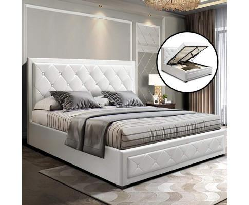Artiss Tyio Bed with gas lift