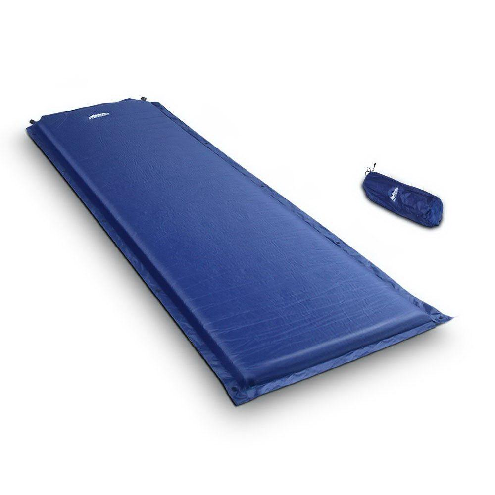 Weisshorn Self Inflating Mattress - Blue - Evopia