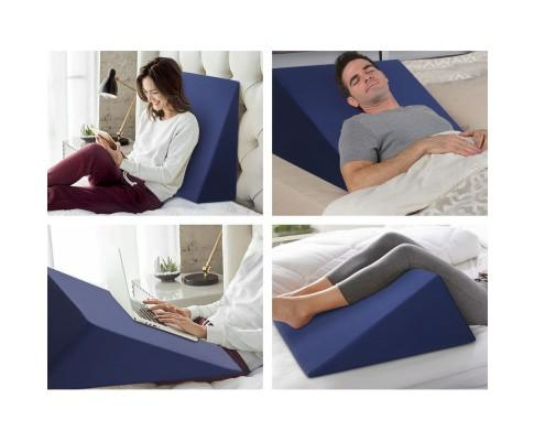 Giselle Universal Contour Pillow Wedge Back Support - Evopia