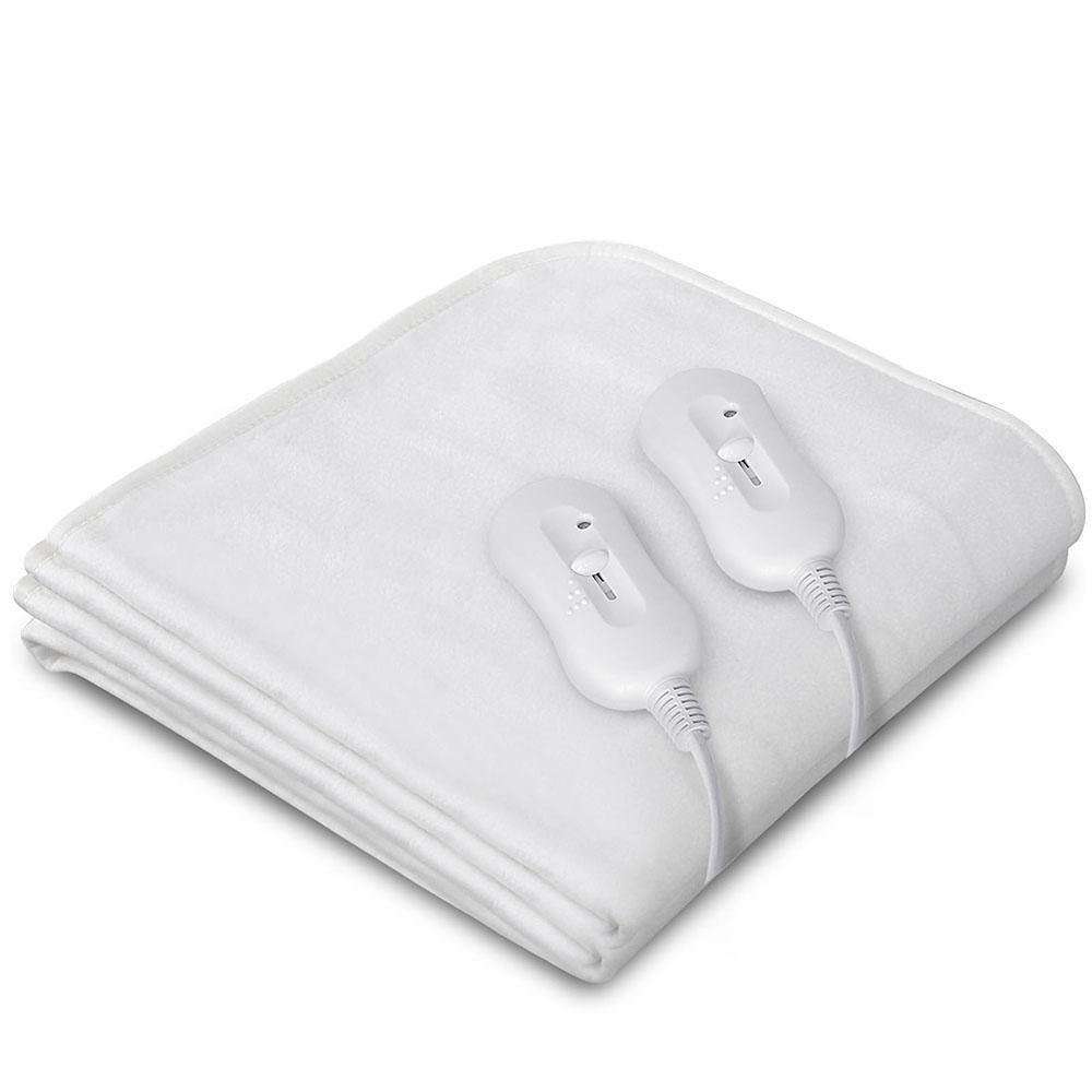 GISELLE ELECTRIC BLANKET 3 HEAT SETTINGS - Evopia