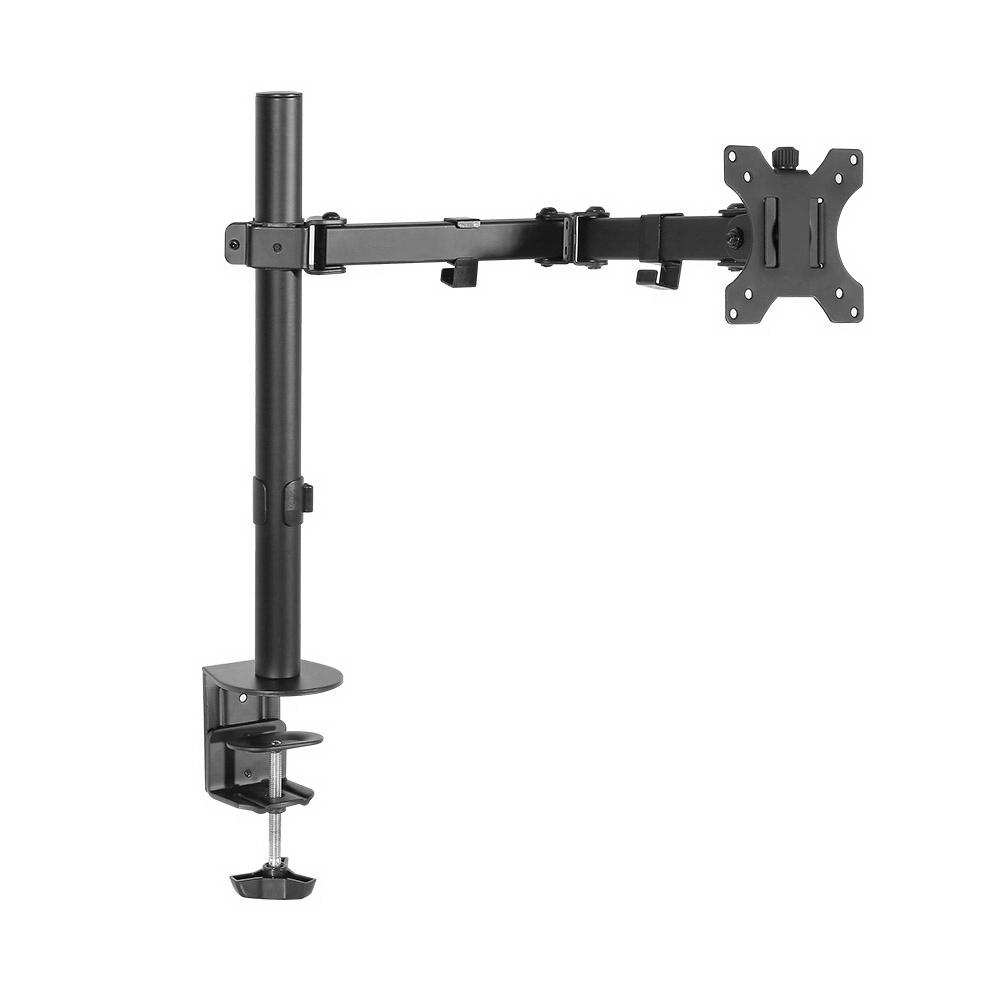 Single LED Monitor Arm Stand Display Bracket Holder LCD Screen Display TV - Evopia