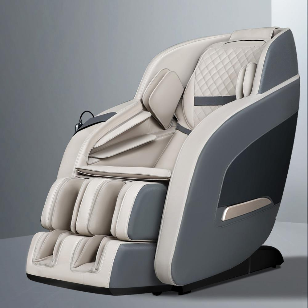 Electric Massage Chair Zero Gravity Recliner Shiatsu Kneading Back Massager - Evopia