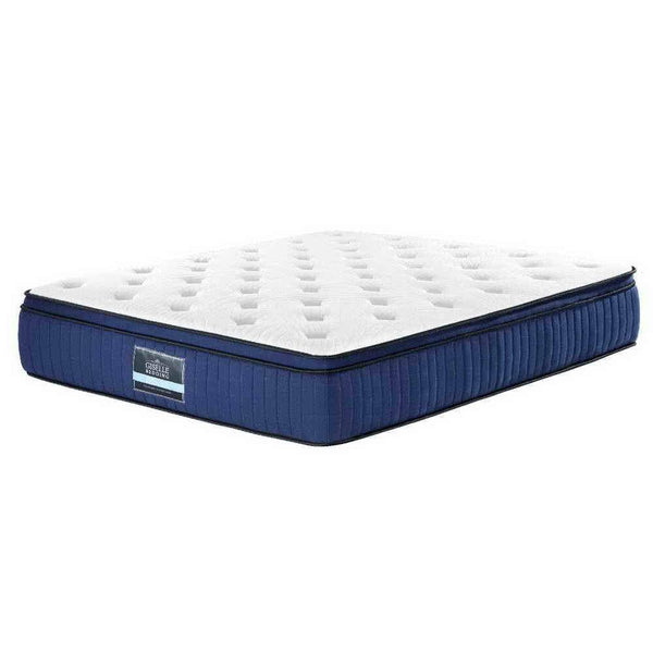 NEW GISELLE KING EURO TOP COOL GEL MEMORY FOAM 34CM - Evopia