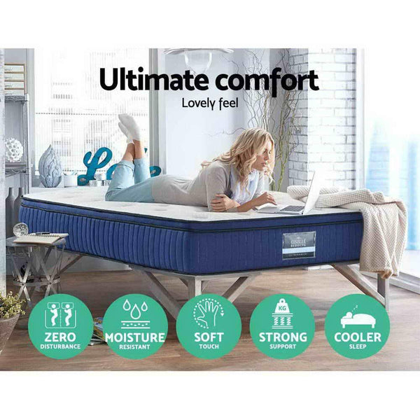 comfort benefits of cool gel memory foam in a mattress