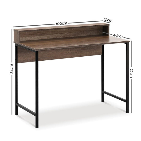 Artiss Computer Desk Metal Study Student Office Table - Evopia