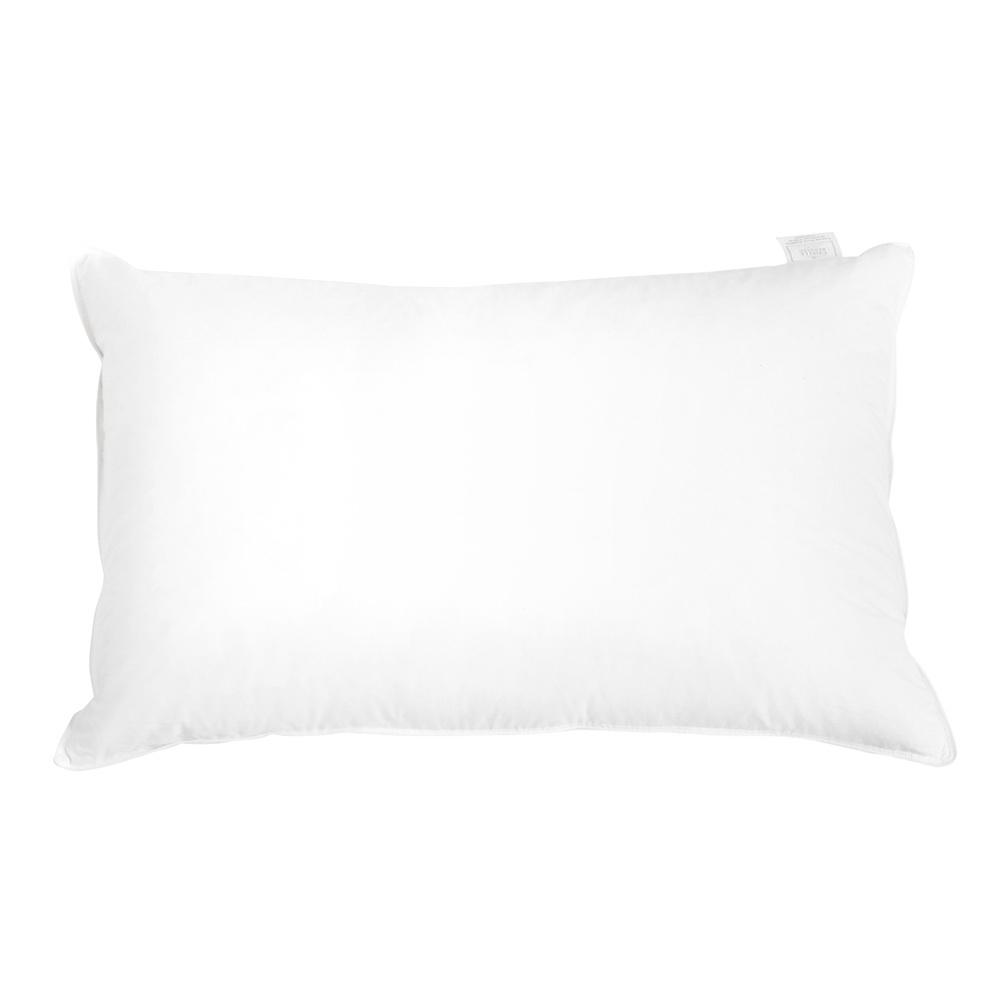 Opulent Duck Feather & Down Twin Pack Pillow - Evopia