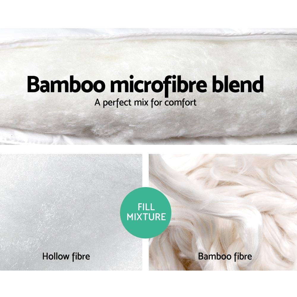 Quilt Bamboo-Microfibre 700gsm - Evopia