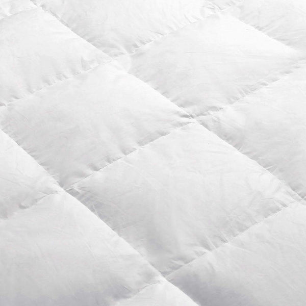 Giselle Bedding Super King Light Weight Duck Down Quilt - Evopia