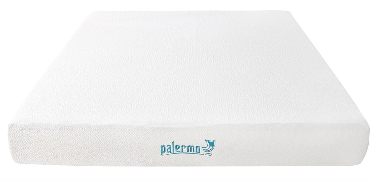 Palermo King 25cm Gel Memory Foam Mattress Dual Layered