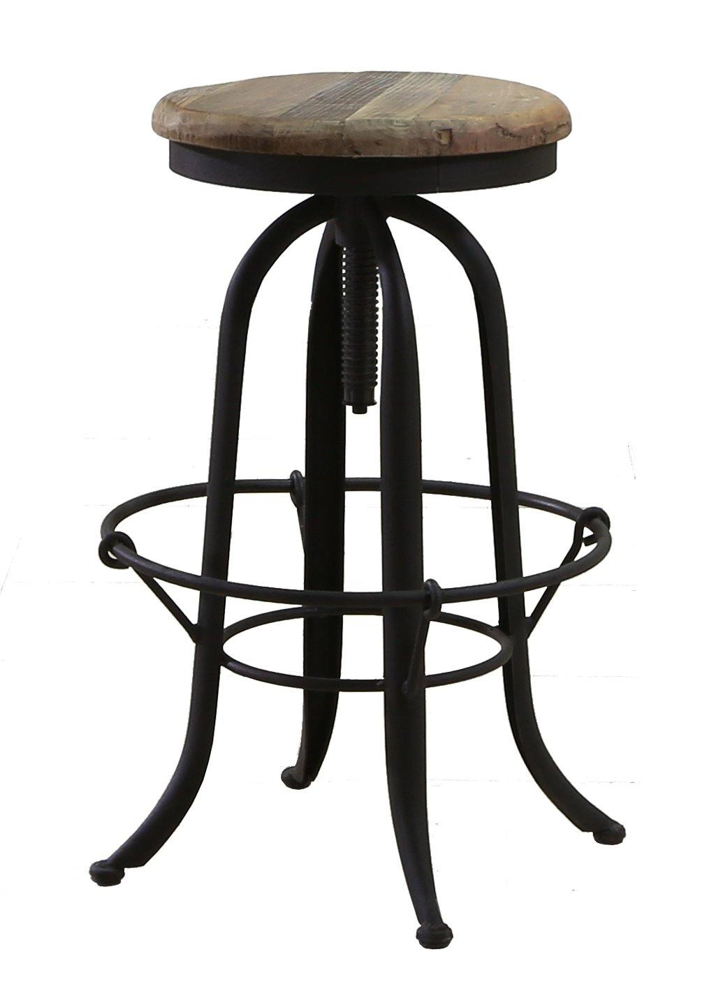 Industrial Bar Stool - Evopia