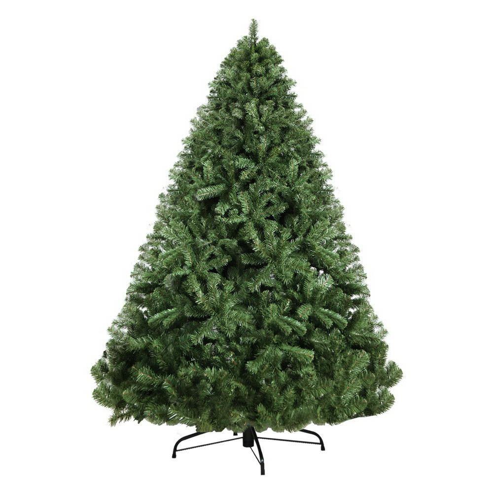 Jingle Jollys 2.1M 7FT Christmas Tree Xmas Decoration Home Decor 1250 Tips Green
