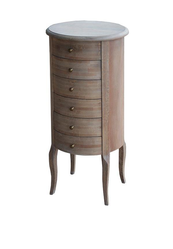 Louis Chest With 6 Drawers - Evopia
