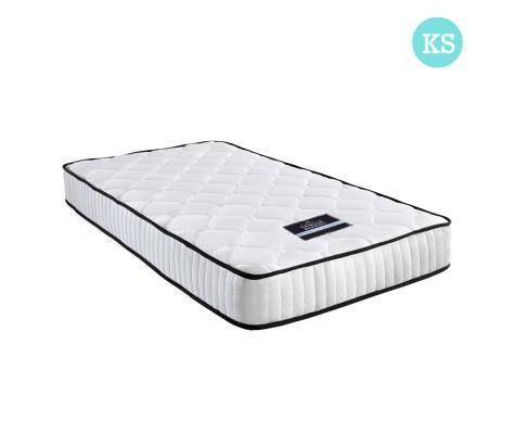 FOAM POCKET SPRING MATTRESS - KING SINGLE - Evopia