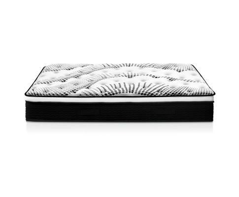 GISELLE EURO SUPPORT COMFORT PLUSH TOP MATTRESS - KING
