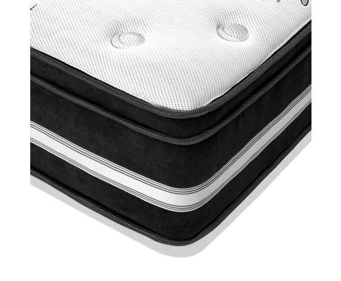 COOL GEL MEMORY FOAM EXTRA SUPPORTIVE PREMIER SERIES - QUEEN