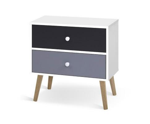Cheap Scandinavian bedside table | Evopia.com.au