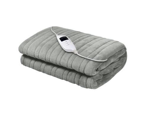 Giselle Bedding SilvercElectric Throw Blanket - Evopia