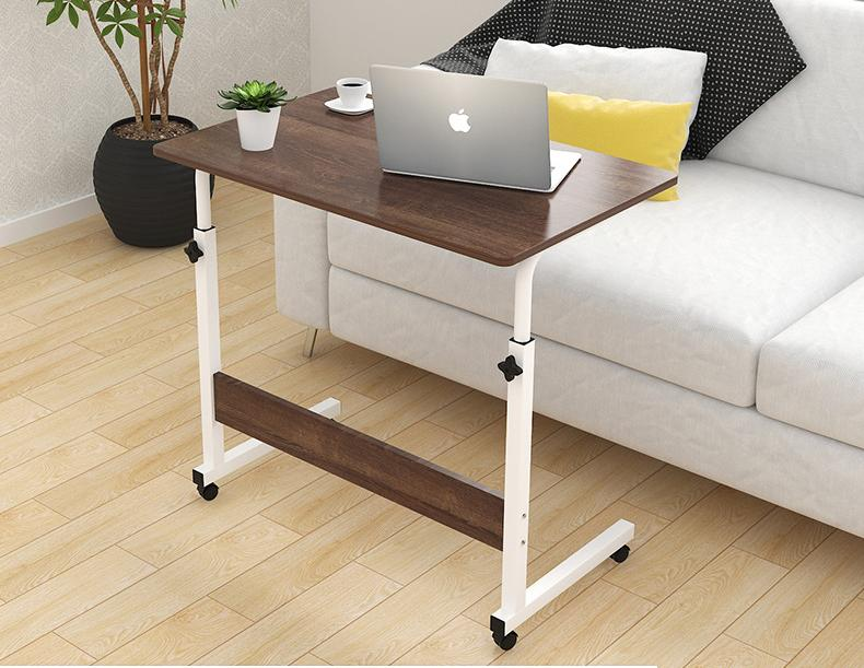 Wood Computer Desk PC Laptop Table Workstation Office Study Home Furniture - Evopia