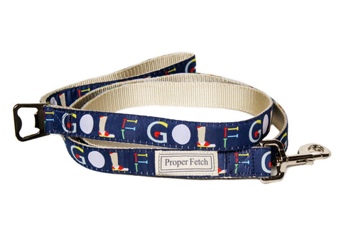 Golf Leash