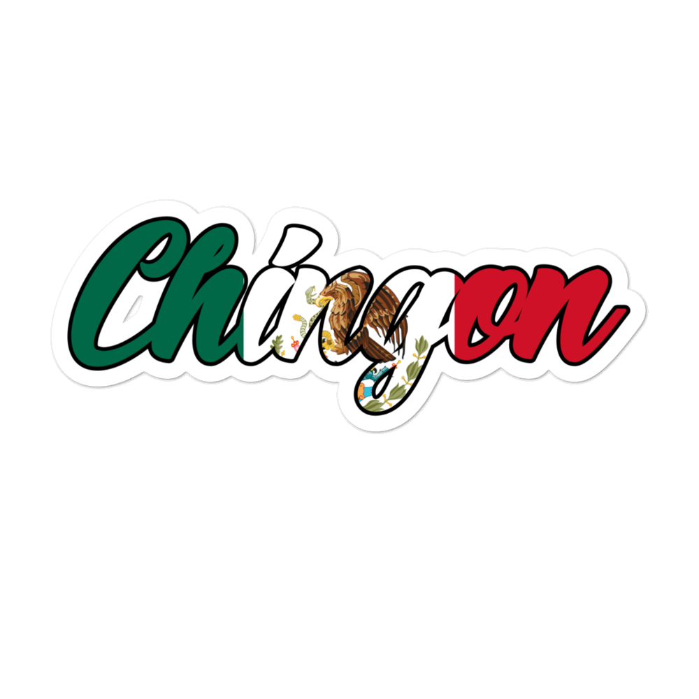 Chingon stickers