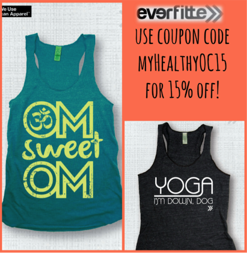 Everfitte yoga tanks