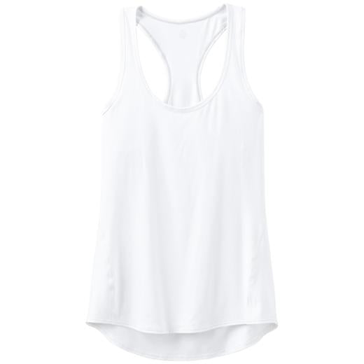 Summer workout outfit: Athleta tank
